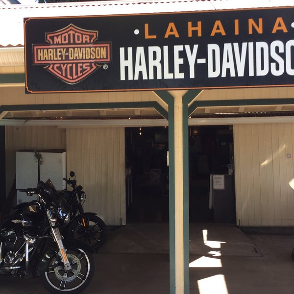 Photos at Lahaina Harley-Davidson