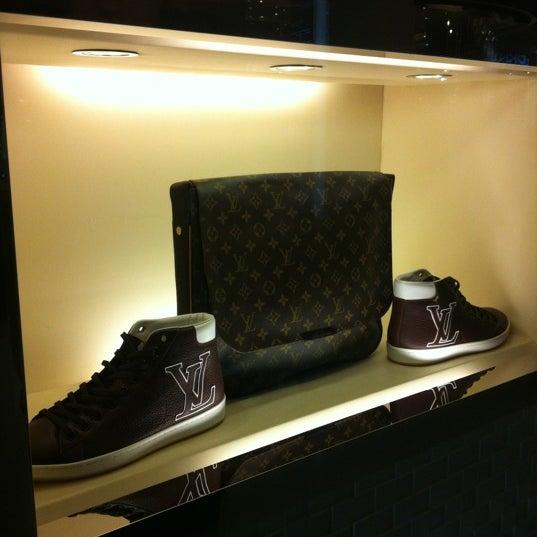 Photo taken at Louis Vuitton by Alexandr K. on 12/16/2012