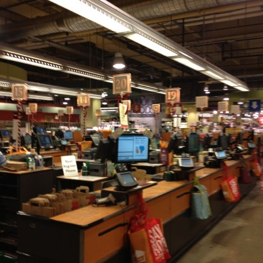 Photo taken at Whole Foods Market by James B. on 11/18/2012