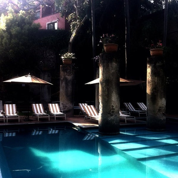 Photo taken at Hotel & SPA Hacienda de Cortés by charliekike on 12/7/2012