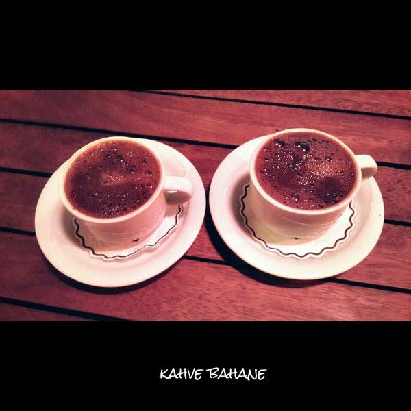 Foto tomada en Kahve Bahane por Elif Ç. el 1/22/2015