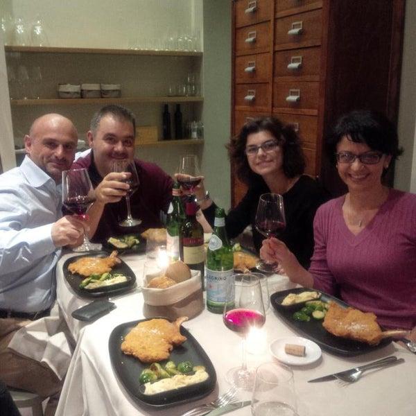 Foto scattata a Osteria Brunello da Rossano P. il 10/18/2016