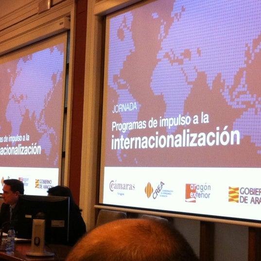 Foto tomada en Cámara de Comercio e Industria por Carmen U. el 1/28/2013