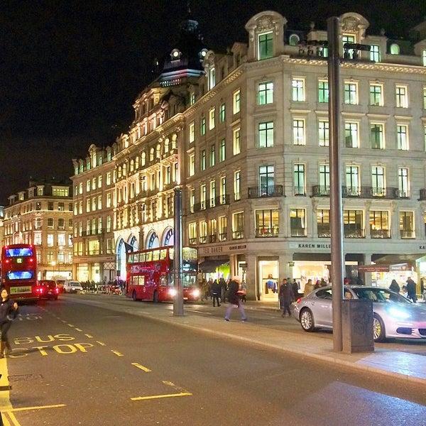Photo taken at Oxford Street by Jun on 2/22/2015