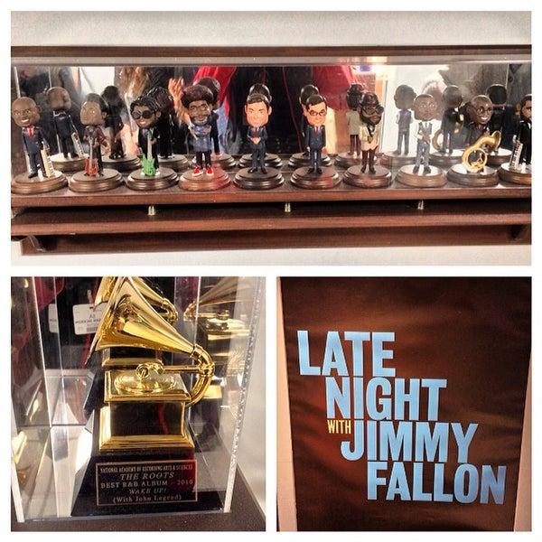 Foto tirada no(a) Late Night with Jimmy Fallon por Mo G. em 2/7/2014