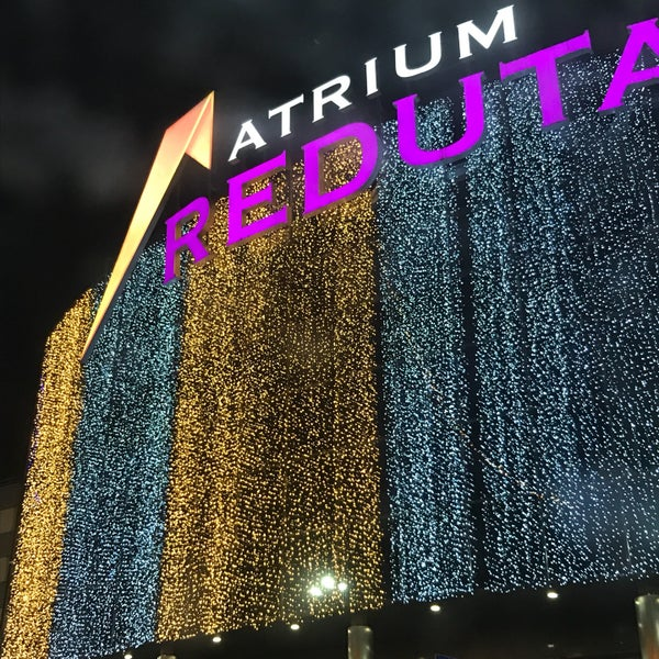 Photo taken at Atrium Reduta by Fro on 1/8/2017