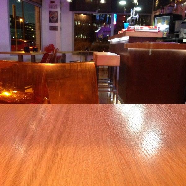 El mejor sitio de hamburguesas de todo Madrid!!!! 👏👏👏100% recomendable...
