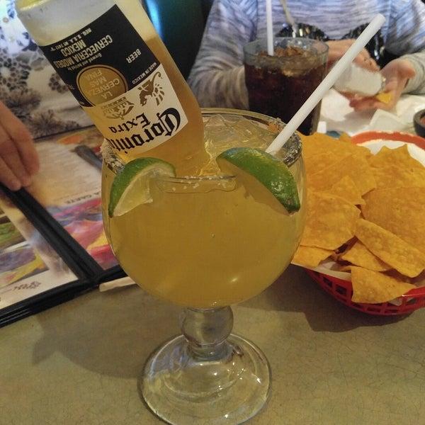 Photo taken at Rey Azteca Mexican Restaurant by Katie H. on 9/27/2017