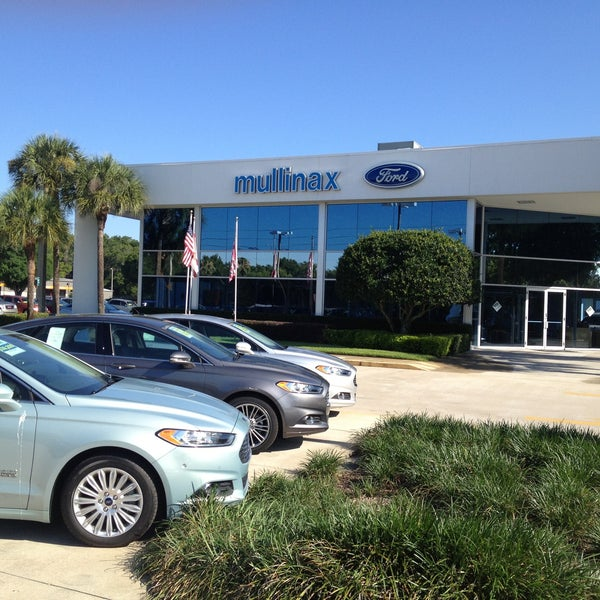 Ford Dealers In Orlando: Auto Dealership