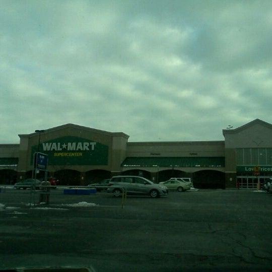 Walmart Supercenter - Big Box Store in Clifton Park