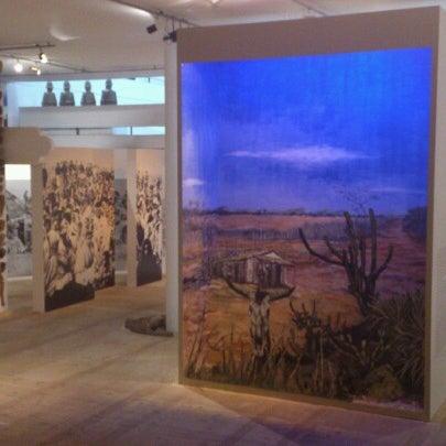 Foto tirada no(a) Museu Afrobrasil por Eveston P. em 7/29/2012