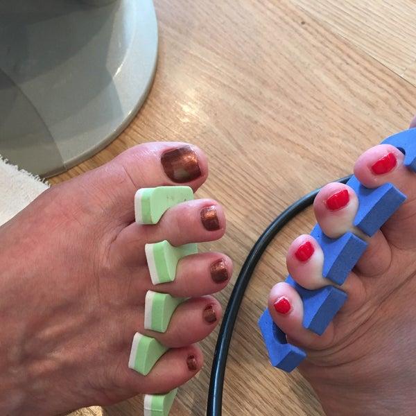 Photos at Pink Magnolia Nails - 1 tip from 18 visitors