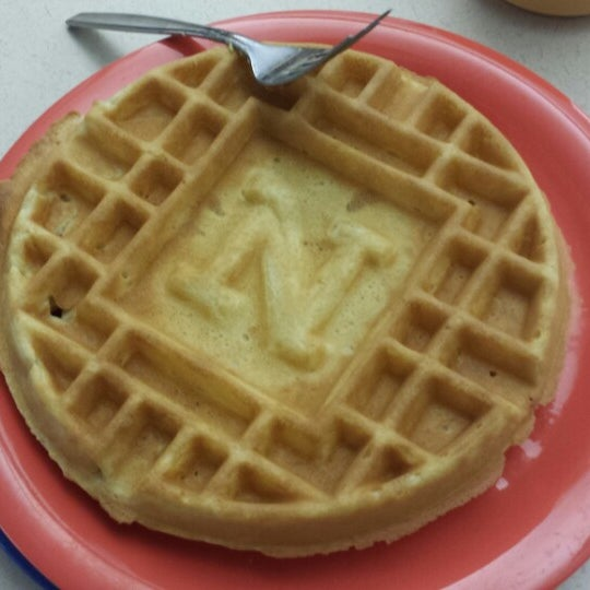 Photo taken at Selleck Dining Hall by Jill S. on 9/28/2014