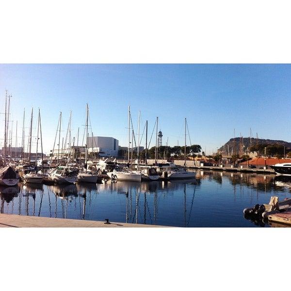Photo taken at OneOcean Port Vell Barcelona by Jordi J. on 1/3/2015