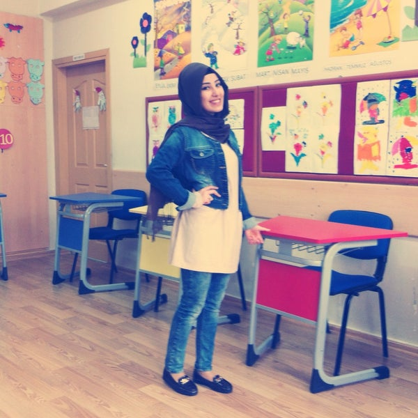 Photo taken at Hatay Özel Eğitim ve Uygulama Merkezi by Fethiye A. on 2/16/2015