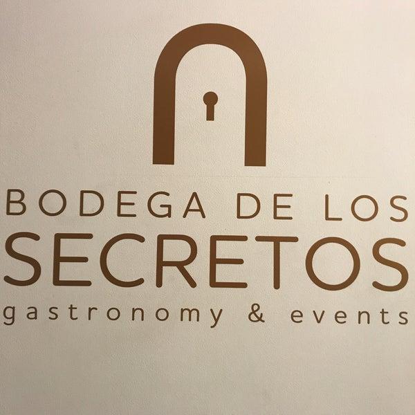 Foto scattata a La Bodega de los Secretos da Cecilia M. il 7/5/2017