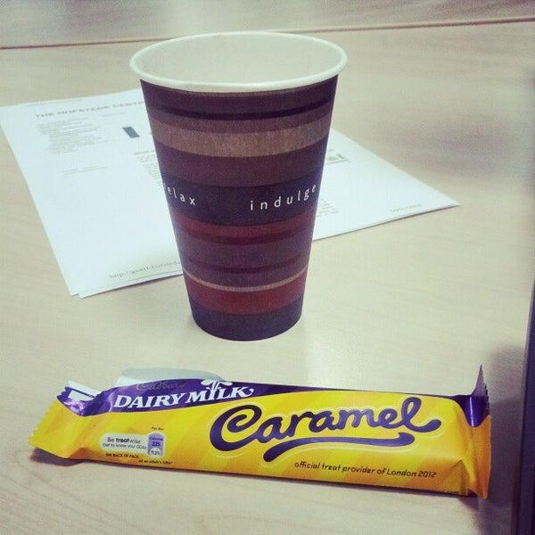 Photo taken at Northumbria University Library by Sorfina Z. on 1/30/2013