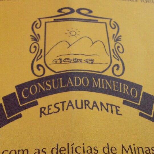 Foto tirada no(a) Consulado Mineiro por Ary O. em 5/25/2013