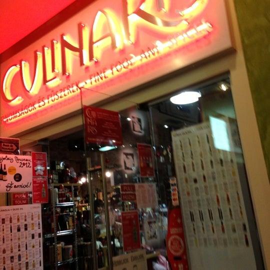 12/4/2012 tarihinde Robi Dálnokiziyaretçi tarafından Culinaris'de çekilen fotoğraf