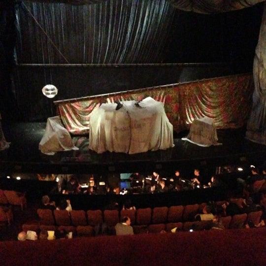 Foto tirada no(a) Majestic Theatre por Denmark F. em 10/16/2012