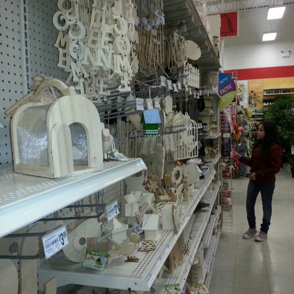 Photo taken at Michaels by Alexis B. on 4/7/2013
