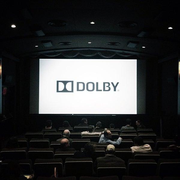 Dolby  Screening Room New York