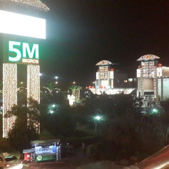 12/27/2014 tarihinde Ahmet Y.ziyaretçi tarafından Antalya Migros AVM'de çekilen fotoğraf