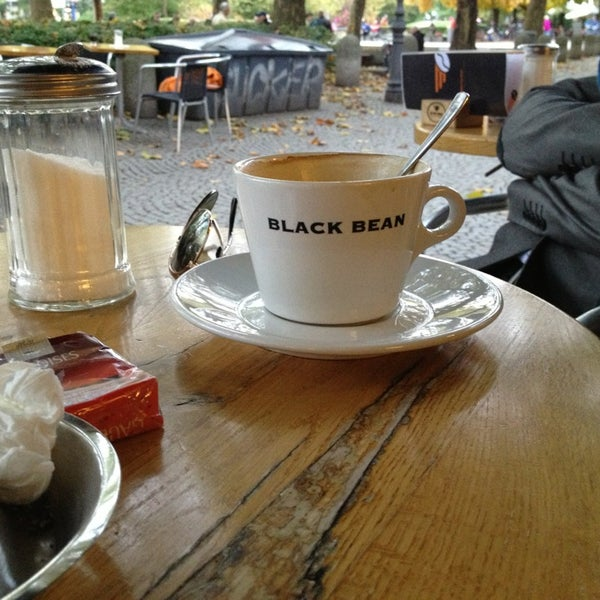 Photo taken at Black Bean by Rayan A. on 10/20/2013