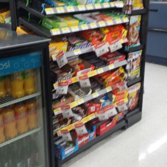 Photo taken at Walmart Supercenter by B on 2/13/2014