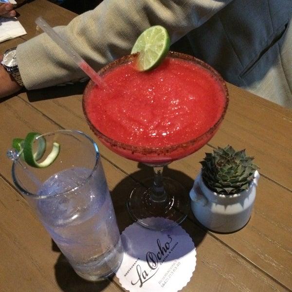 Снимок сделан в La Ocho Restaurante пользователем Lety D. 9/6/2014