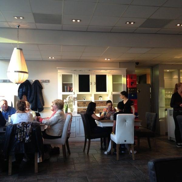 Brasserie la maison bistro in almere for A la maison bistro