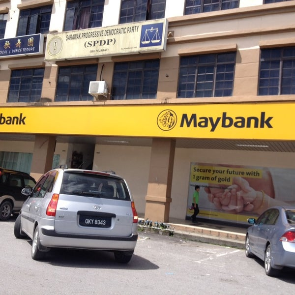 Maybank forex counter branch