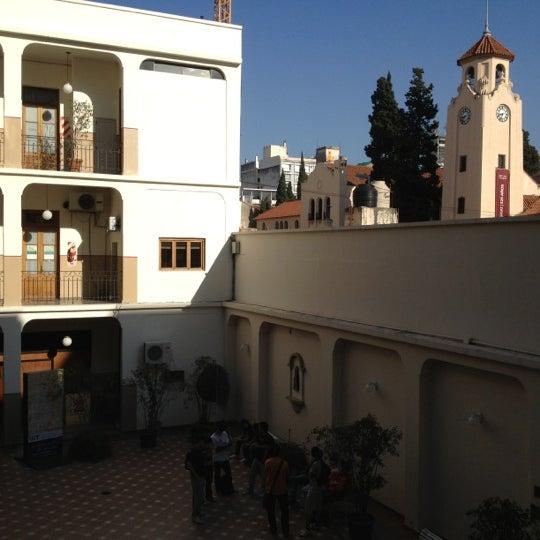 Photo taken at ICDA - Escuela de Negocios de la UCC by Franc C. on 10/26/2012