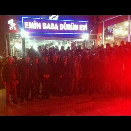 1/24/2016 tarihinde Eminbabaziyaretçi tarafından Emin Baba Durum Evi'de çekilen fotoğraf
