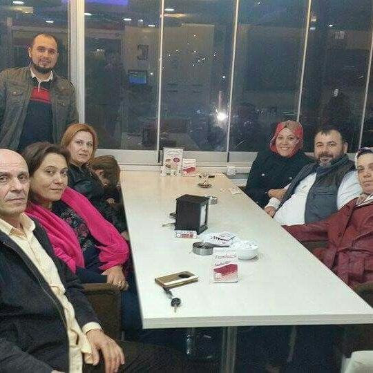 12/19/2015 tarihinde Eminbabaziyaretçi tarafından Emin Baba Durum Evi'de çekilen fotoğraf