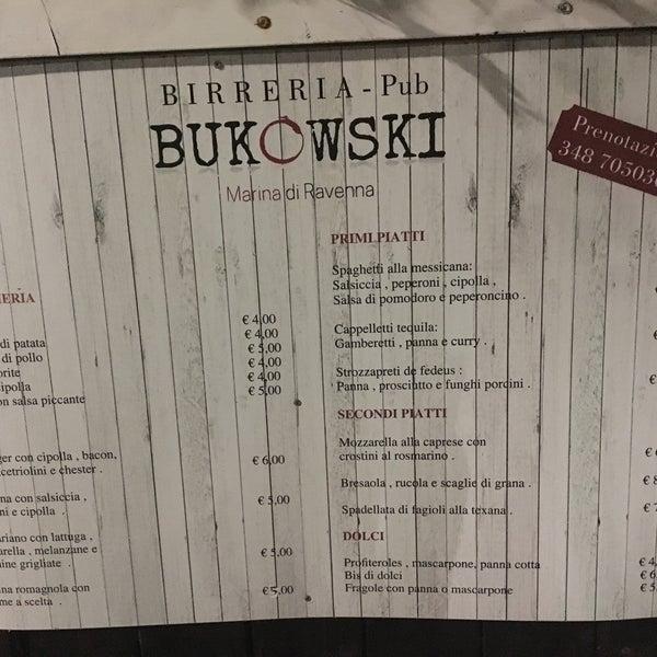 Photo taken at Taverna Bukowski by Francesco B. on 8/30/2017