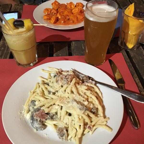 Photo taken at Taverna Bukowski by Francesco B. on 9/1/2017