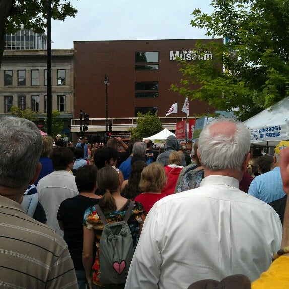 Photo taken at Dane County Farmers' Market by Shayla D. on 6/15/2013