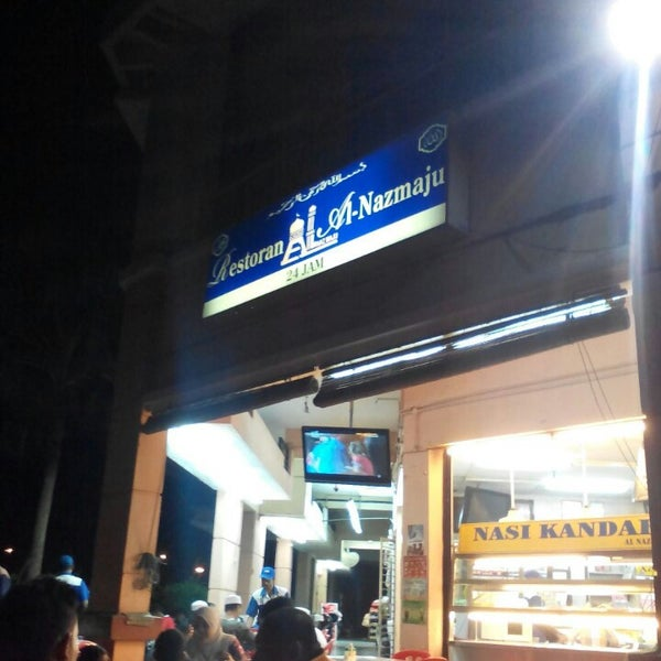 Photo taken at Restoran Al-Naz Maju by Eskay U. on 12/30/2014