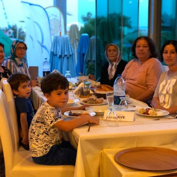 5/30/2018에 Şükran Y.님이 Ünlüselek Hotel에서 찍은 사진