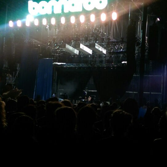 Photo taken at What Stage at Bonnaroo Music & Arts Festival by Josie on 6/15/2014