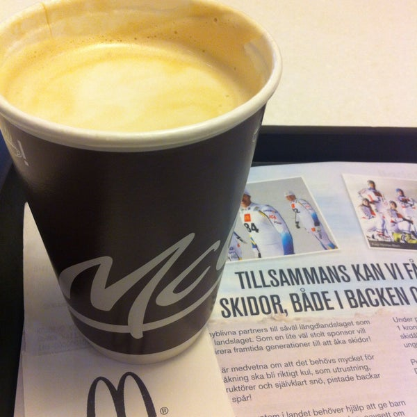 Photo taken at McDonald's by Anorak In The... on 2/15/2015