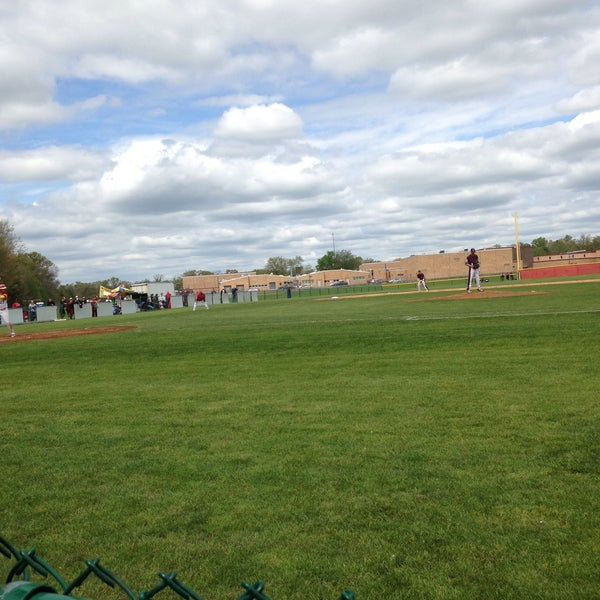 Photo taken at Cherry Hill High School East by Tiffany C. on 4/30/2016