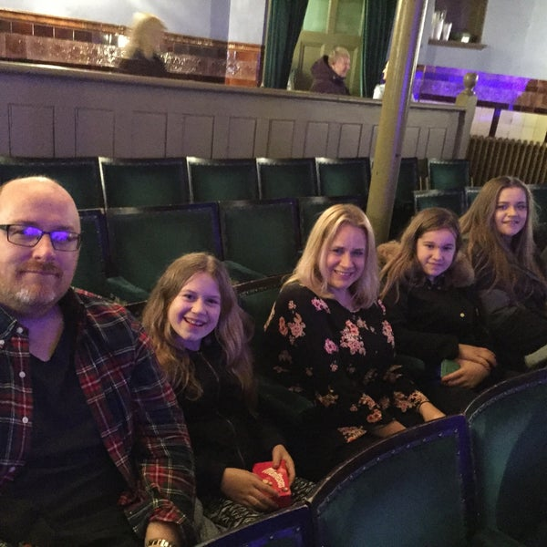 Photo taken at Buxton Opera House by Vee B. on 12/9/2017