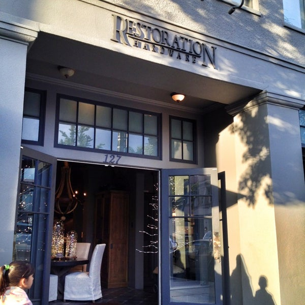 Restoration Hardware Old Pasadena 127 W Colorado Blvd