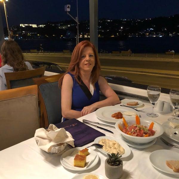 8/7/2018 tarihinde Gülden G.ziyaretçi tarafından Akıntı Burnu Restaurant'de çekilen fotoğraf
