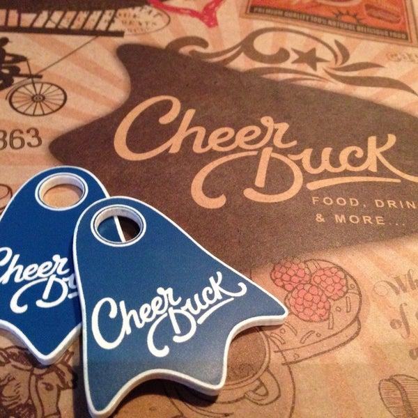Снимок сделан в CheerDuck пользователем Юлия И. 12/20/2014