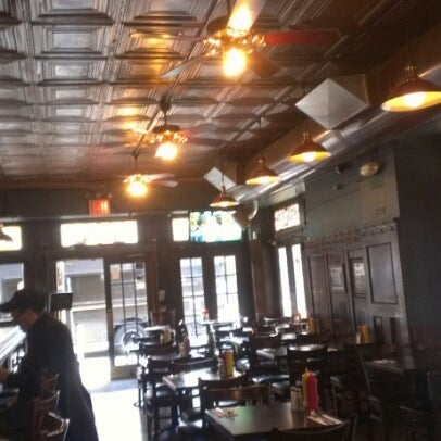 Photo taken at Amsterdam Ale House by lora L. on 10/18/2012
