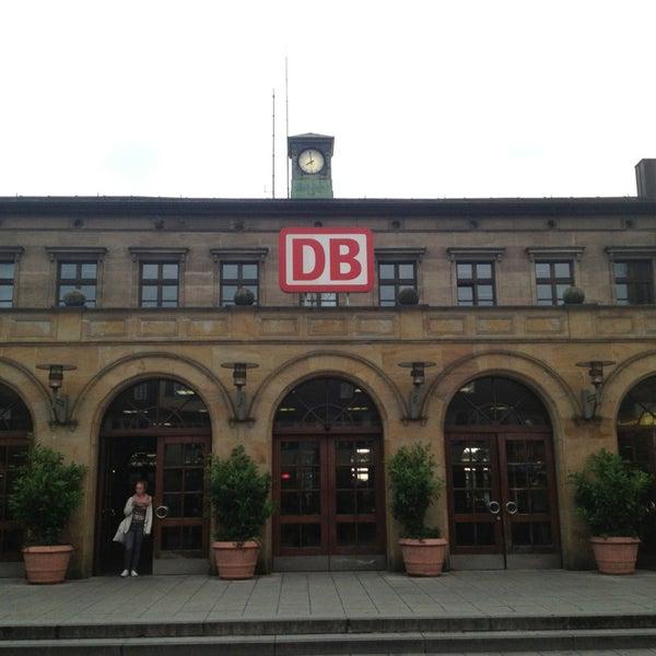 erlangen hauptbahnhof bahnhofplatz 1. Black Bedroom Furniture Sets. Home Design Ideas