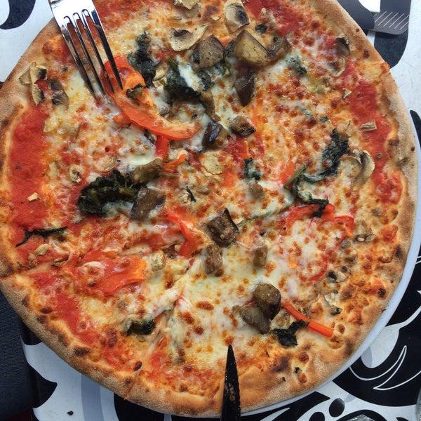 Photo taken at Very Italian Pizza by Maha I. on 7/21/2015